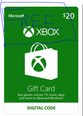 25+ Ways How to get FREE Xbox and Other Gift Cards easy Instructions Guide PDF