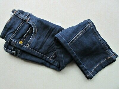 BOYS JEANS AGE 1½ to 2 YEARS IN DENIM BLUE, by VERTBAUDET NEW WITH TAGS
