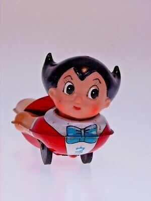 "gsTOP GSCOM ""URAN ASTRO GIRL"" ASTRO BOY MANGA JAPAN, 16cm, FRICTION, VERY GOOD"