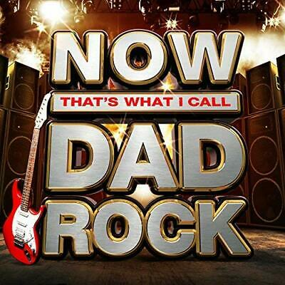 Now That's What I Call Dad Rock (3Cd Album)  New And Sealed