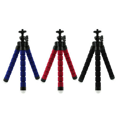Portable Flexible Tripod Octopus Stand Gorilla Pod Holder for Gopro Camera Phone
