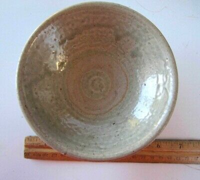 """Antique Chinese Brown Glazed Ding Ware Bowl 6"""" D/15Cm D May Song,11-12Th Century"""