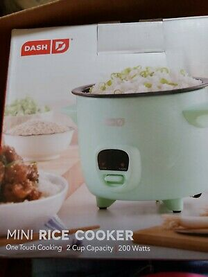 Dash mini rice cooker