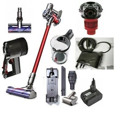 Dyson V6 Total Clean Parts Listing is for individual Parts For V6 Total Clean