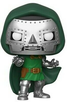 Fantastic Four - Doctor Doom - Funko Pop! Marvel: (2019, Toy NUEVO)