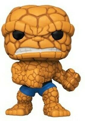 Fantastic Four - The Thing - Funko Pop! Marvel: (2019, Toy NUEVO)