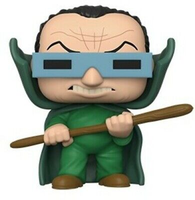 Fantastic Four - Mole Man - Funko Pop! Marvel: (2019, Toy NUEVO)