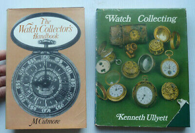 Watche Collecting, 2 Books
