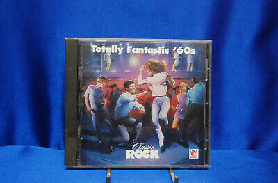 Time-Life Classic Rock   'Totally Fantastic '60s'   Pre-Owned CD With 22 Tracks