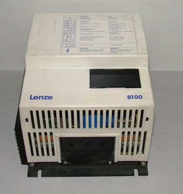 Lenze 8100 Typ 8101LP Frequenzumrichter -used-