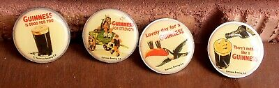 Guinness Beer Advertising Pin Badges