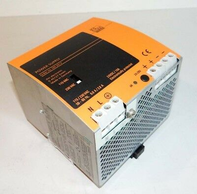 ifm Netzteil Power Supply DN 2013 -used-