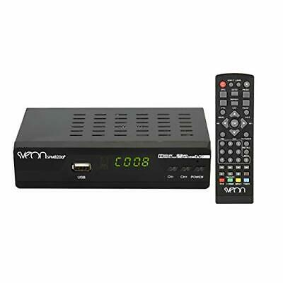 Sveon Spm820Q9 - Reproductor Multimedia Mkv Con Funciones D(Reproductor)
