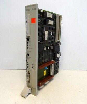 Siemens Simatic S5 6ES5 948-3UA11 & 1MB-Flash-Card 6ES5374-2FK21 E: 4 -used-