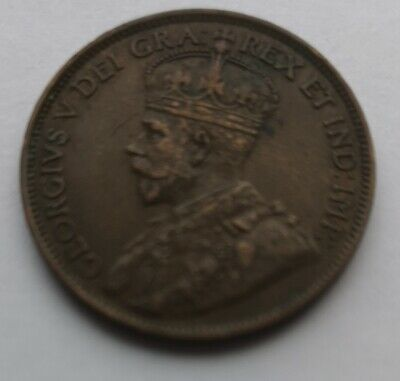 *** Canada 1915  King  Georges V ***  Large  Cent #1  *** Collector  Grade  ***