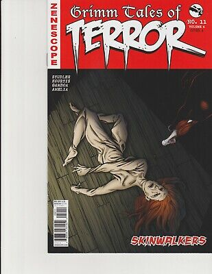 Grimm Tales of Terror Volume 4 #11 Cover B Zenescope Comic GFT NM Leister