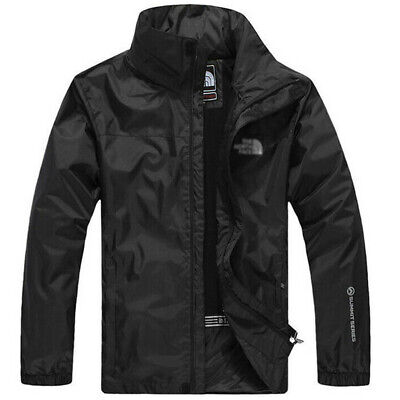 Mens Jacket Military Tactical Fall Outdoor Waterproof Windproof Soft Shell Coats