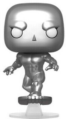 Fantastic Four - Silver Surfer - Funko Pop! Marvel: (2019, Toy NUEVO)