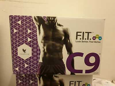 official Forever C9 Programme Diet Plan Slimming  Weight Loss health cleanse