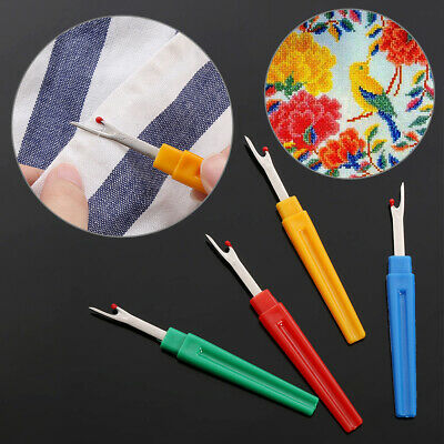 Handle Sewing Tools Grip Plastic Handle Thread Cutter Stitch Picker Unpicker