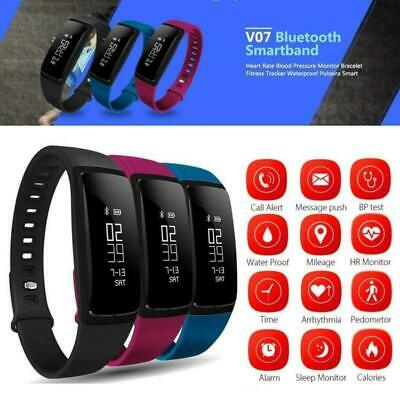 Smart Fit Watch Activity Step Tracker Calorie Counter Bracelet Wristband Ukstock