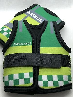 Ambulance Officer Bottle Holder, Stubby Holder, 1 x Bottle holder