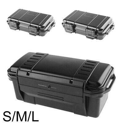 Waterproof box Outdoor ABS plastic Protection Storage Shockproof Sealed
