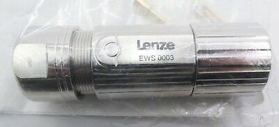 Lenze EWS0003 EWS 0003 Connector Buchse (female) -unused/OVP-