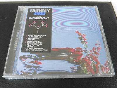 Friendly Fires - Inflorescent - New / Sealed - Cd Album