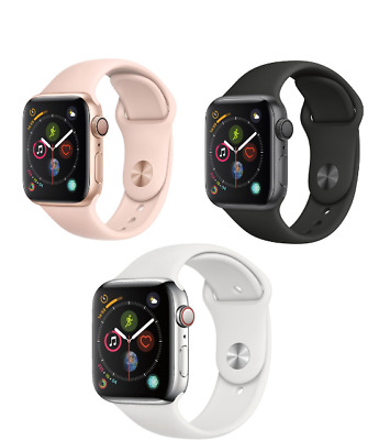 Apple Watch Series 4 40mm - All Colors Aluminum - GPS