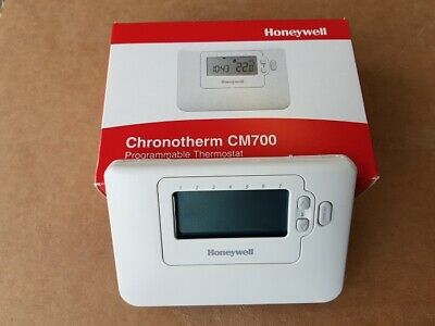 Thermostat Programmable CM707 CMT707A1003 Hebdomadaire Honeywell