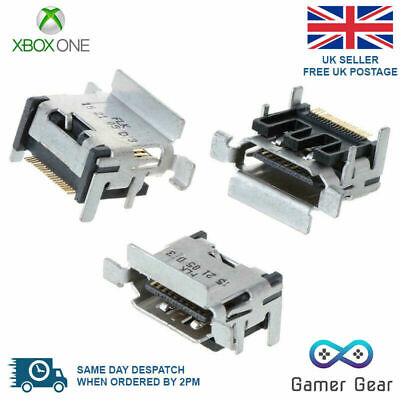 Xbox One OEM HDMI Display Port Jack Socket Connector Replacement