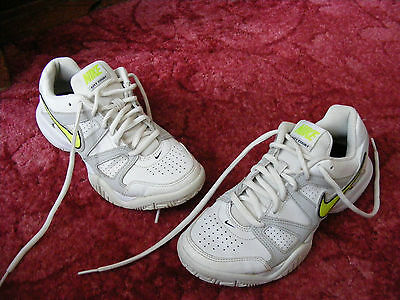 Womens Ladies Nike City Court Running Shoes Trainers UK 4 EU 36.5 1/2 US 4.5Y