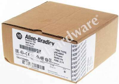 New Sealed Allen Bradley 150-C19NBD /B Pkg 2019 SMC-3 Smart Motor Controller