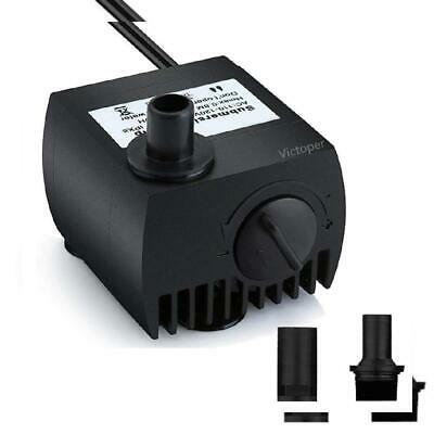 Maxesla Submersible Pump 80 GPH (300L/H) Fountain Water For 300L/H