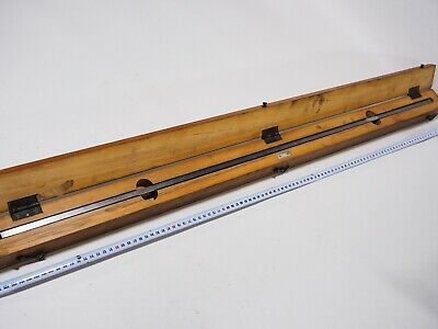 Precision Metric Gauge Block 1000mm Class 2 USSR