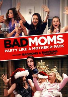 BAD MOMS: PARTY LIKE A MOTHER (Region 1 DVD,US Import,sealed.)