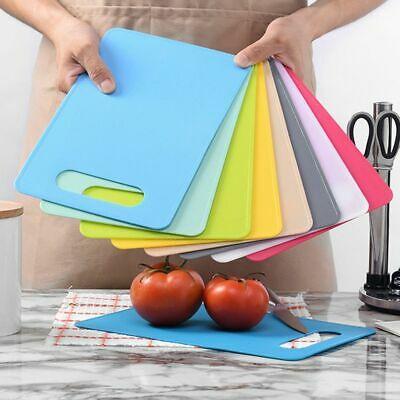 Plastic Cutting Board Chopping Board Vegetable Meat Tools Kitchen Accessories