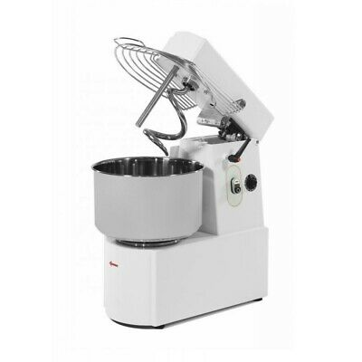 Kneading Spiral 36 kg - 41 Liters with Head Tipping - Monophase 230V