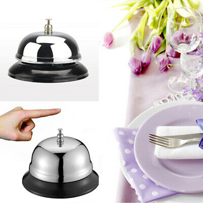 Restaurant Service Bell Hotel Desk Bell Ring Reception Call Ringer Bar Counter