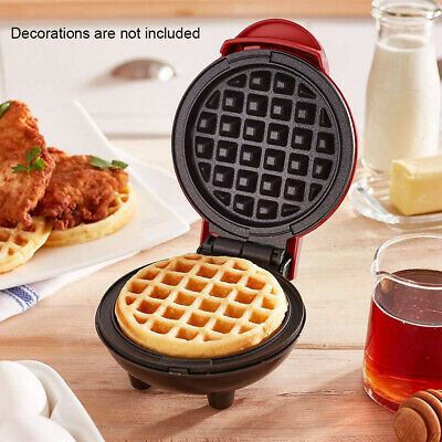 Muffin Electric Waffle Maker Kitchen Supplies Non Stick Home Baking Pan Paninis