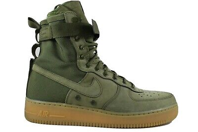 SF AIR FORCE 1 Faded Olive size 10 amazing shoes! Nike Boots