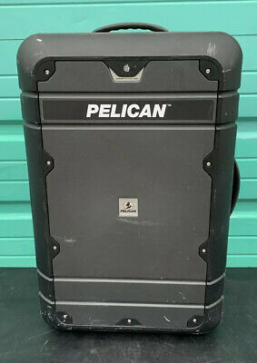 Pelican Medium Travel Case W/ Wheels And Handle 19x11x6 USED