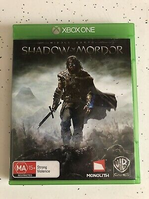 Middle Earth - Shadow Of Mordor - Xbox One