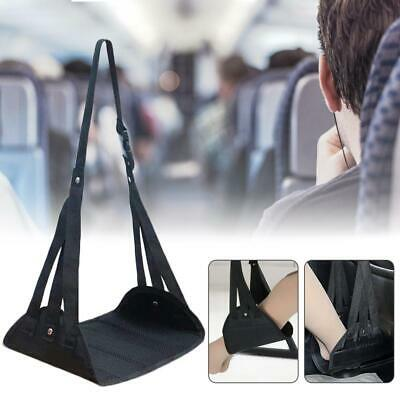 Portable Folding Travel Foot Rest Footrest Leg Pillow Flight Memory Foam Hammock