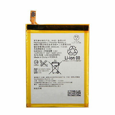 Replacement Battery LIS1632ERPC Fits For Sony Xperia XZ