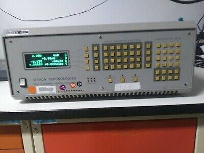 XITRON 2503 3-Channel Power Analyser System  with 30 day warranty!!!