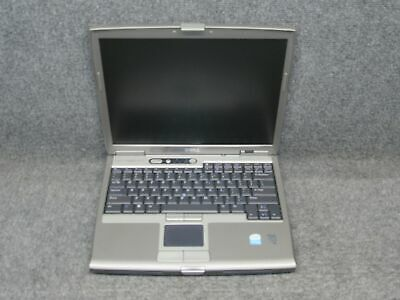 "Dell Latitude D610 14.1"" Laptop Intel Pentium M 1.86GHz 2GB RAM *NO HDD*"