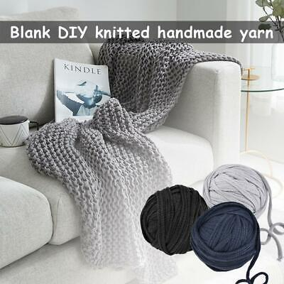 1Ball x1000g  140M Chunky Hand-woven Scarf blanket Knitting Scores Wool yarn