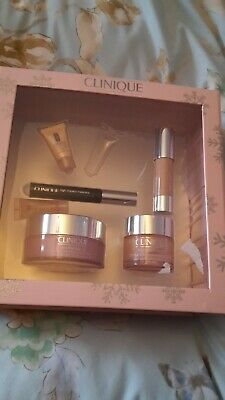 Clinique Softer Smoother Skin 3 Piece Bag Gift Set 15 00 Picclick Uk